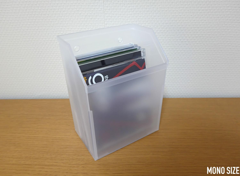 デスクラボの収納例写真